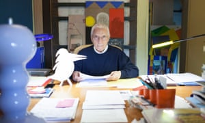 Alessandro Mendini most successful work was to help brands such as Swatch and Alessi establish their design credentials.