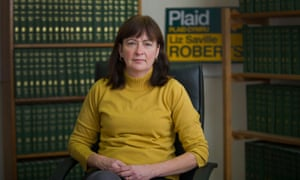 MP Liz Saville Roberts