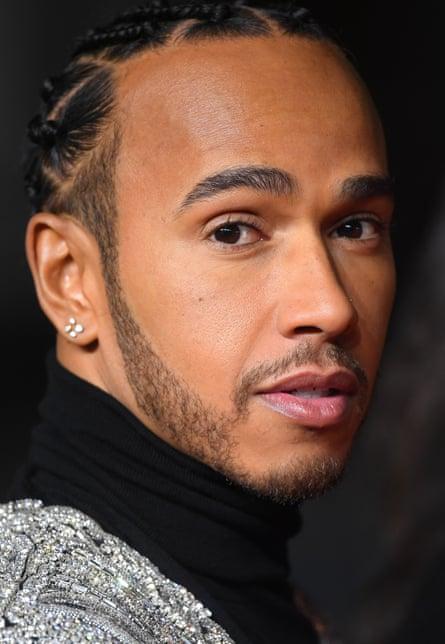 Lewis Hamilton in 2019