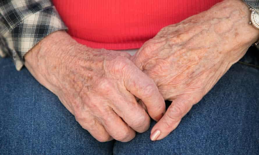 Elderly Australian