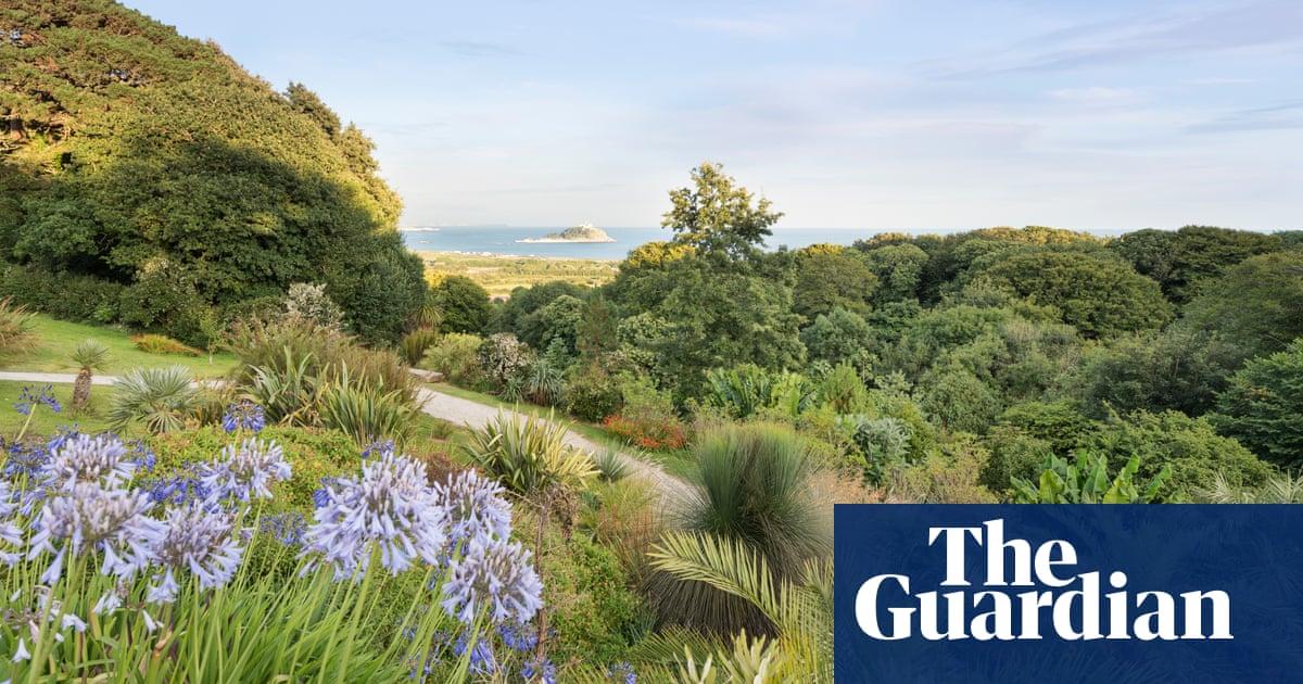 Cornwall's magic garden: from wild to wonderful