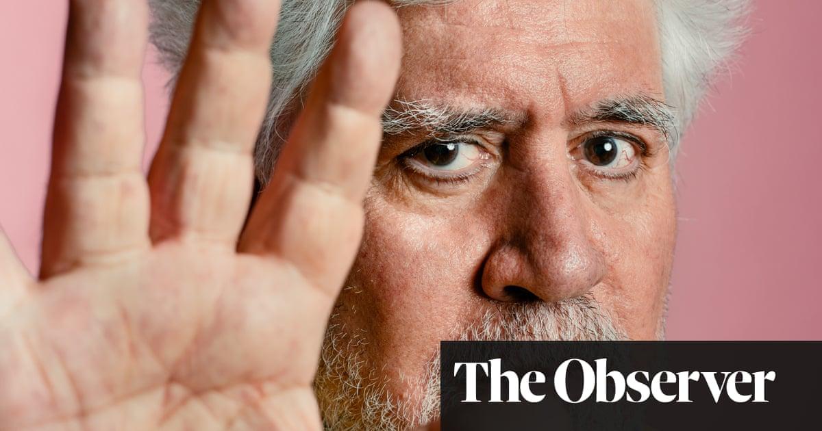 Pedro Almodóvar: 'I can no longer hide'