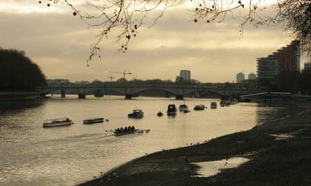 Putney Bridge on the Thames