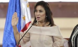 Leni Robredo  vice-president Philippines