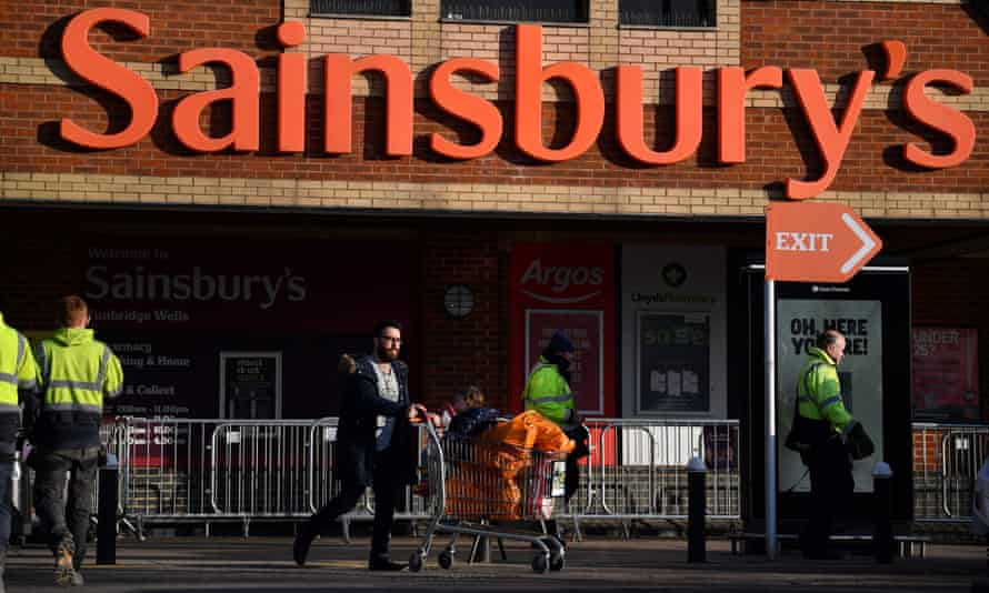 Sainsbury's has relinquished relief worth £410m this financial year.