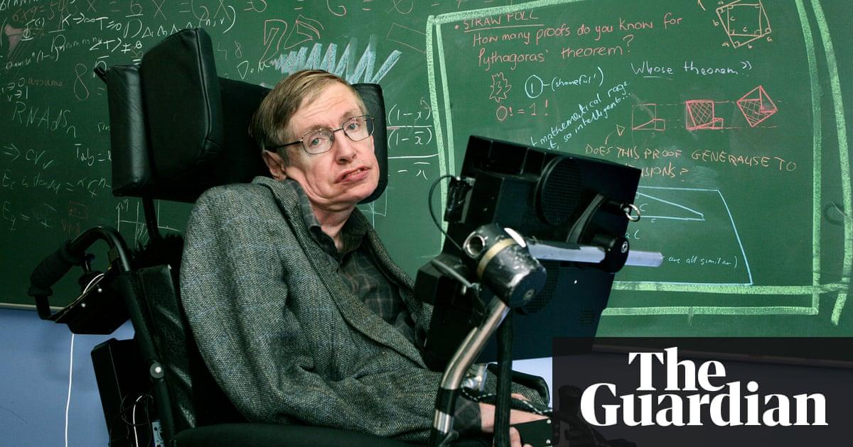 Stephen Hawking obituary by Roger Penrose – Trending Stuff