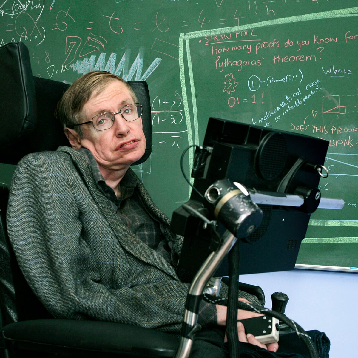 Mind over matter': Stephen Hawking – obituary by Roger Penrose   Stephen  Hawking   The Guardian