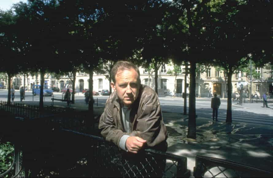 Tim Parks in June 1999.