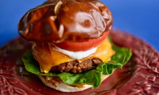 Hamburger Beyond Meat