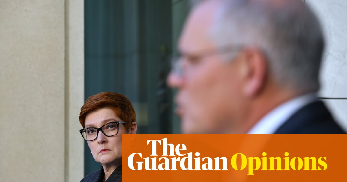Morrison's cabinet reshuffle makes women responsible for helping men who should know better, know better