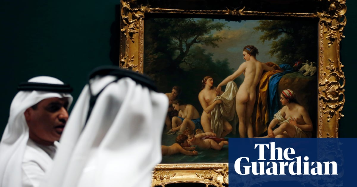 The Louvre comes to Abu Dhabi   Kanishk Tharoor   News   The