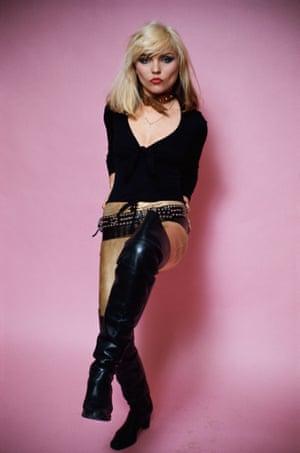 Chokers and knee-highs: Debbie in 1978
