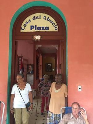 Casa del Abuelo, Cuba