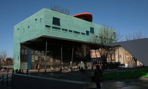 Will Alsop's award-winning Peckham Library caught the millennial zeitgeist and changed the idea of what a 21st-century library could be.