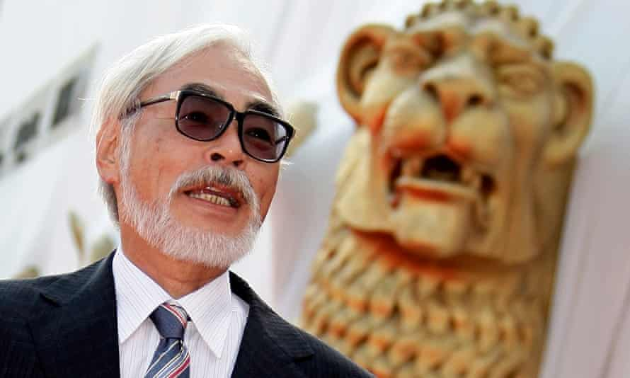 Director Hayao Miyazaki, who has announced his return to filmmaking.