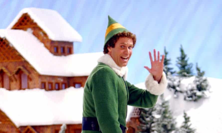 Hi Buddy: in 2003's Elf.