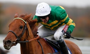 The Champions Hurdle was the only race in which Yanworth was beaten during the last jumps season.