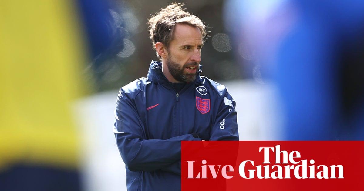 Albania v England: World Cup qualifying Group I – live!