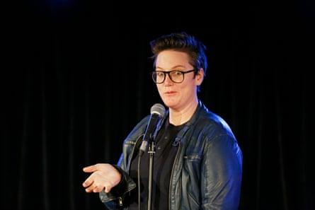 Hannah Gadsby presents Nanette at the Edinburgh international festival fringe in 2017.