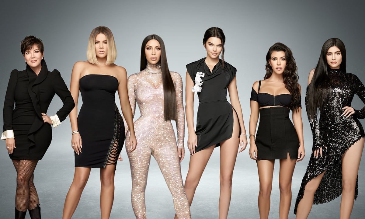 They Can Sell Anything How The Kardashians Changed Fashion Fashion The Guardian