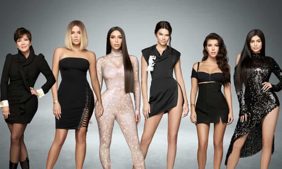 Keeping Up With the Kardashians – season 15.