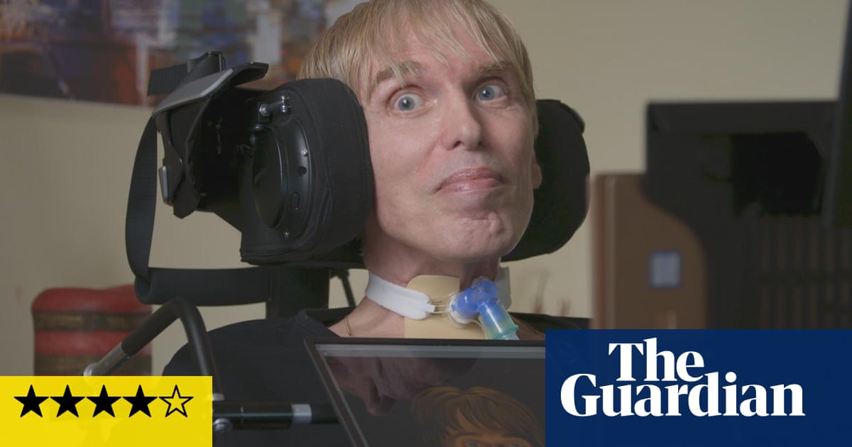 Peter: The Human Cyborg review – a heartrending transformation