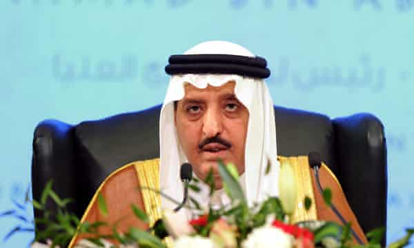 Prince Ahmad bin Abdul Aziz, brother to King Salman, faces treason charges.