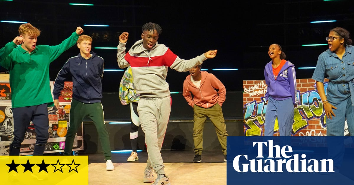Tales of the Turntable review – a musical magical history tour
