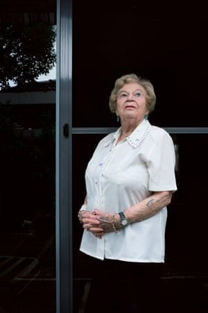 Ella Prince, a Holocaust survivor.