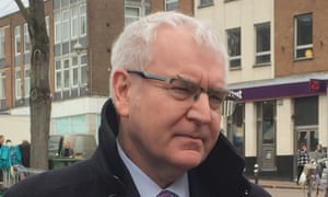Thames Water chief executive, Steve Robertson