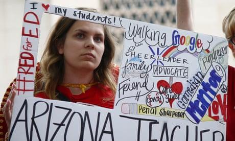 'We're being assertive': Arizona teachers feel new power as strikes set to end