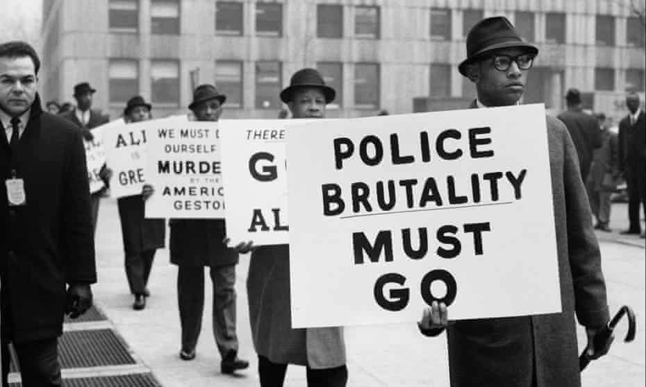 1960s protest photo by Gordon Parks