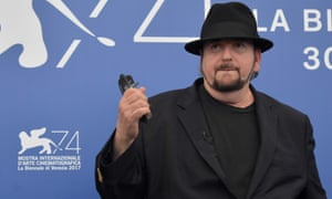 James Toback at the Venice film festival earlier this year.
