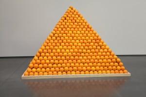 Help yourself… Roelof Louw's Soul City (Pyramid of Oranges), 1967.