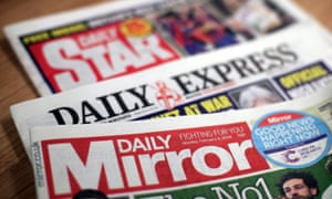 The Daily Express and Daily Star will join the Labour-supporting Daily Mirror at Trinity Mirror