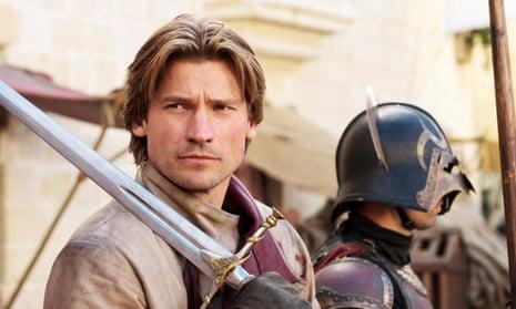 Serious repercussions ... Jaime ambushes Ned.