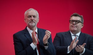Shadow cabinet reshuffle<br>File photo dated 25/09/16 of Jeremy Corbyn (left) and Tom Watson, as the Labour leader has completed the reshaping of his top team by appointing his deputy as shadow culture secretary.  PRESS ASSOCIATION Photo. Issue date: Friday October 7, 2016. See PA story POLITICS Labour. Photo credit should read: Stefan Rousseau/PA Wire