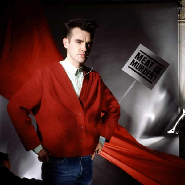 'The Smiths made me dream about what England would be like.'