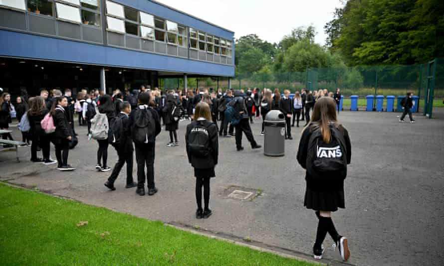 Scottish schools return