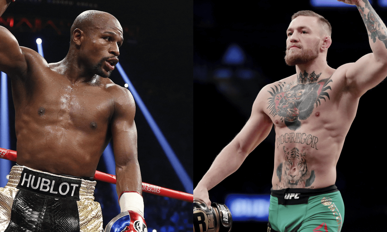 It\'s official! Mayweather and McGregor to fight in August – video ...