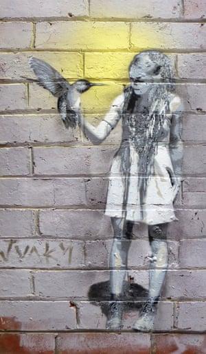 Manofdarkness, Melbourne CBD