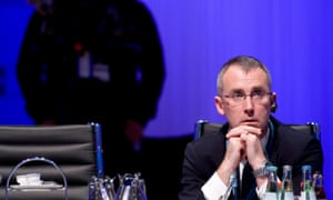 Ciaran Martin, the head of GCHQ's new cybersecurity arm, is called to clarify the remit of its operations.