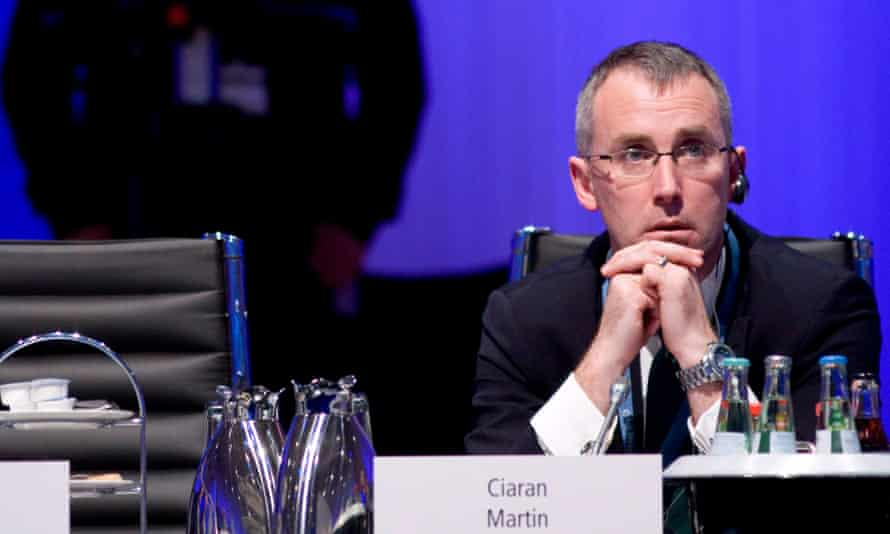 The proposal was made at a conference in Washington by GCHQ director general of cyber Ciaran Martin
