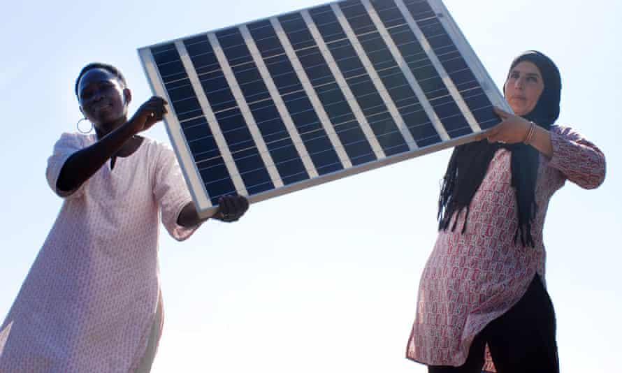 Solar Mamas.