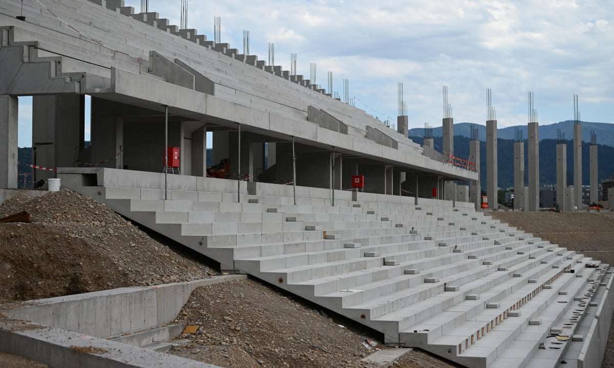 No Noise Please We Re German Night Matches Banned At Freiburg S New 80m Stadium Freiburg The Guardian