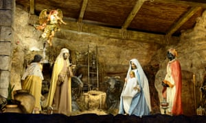 """Desmond O'Donnell says unless Catholicism addresses what Christmas has come to mean, """"secularisation and modern life will continue to launder the church"""""""
