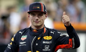 Max Verstappen has signed a new contract with Red Bull.