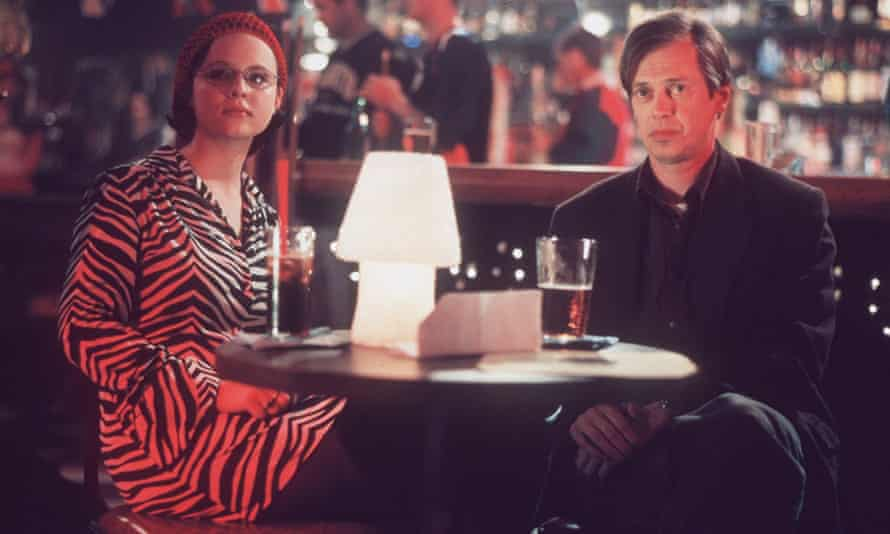 Thora Birch, left, and Steve Buscemi in Ghost World.