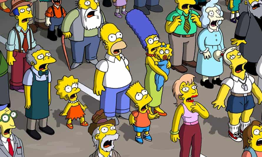 'It rained money on the Fox lot for 30 years' ... John Swartzwelder on The Simpsons.