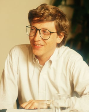 Bill Gates, seen here in 1988.